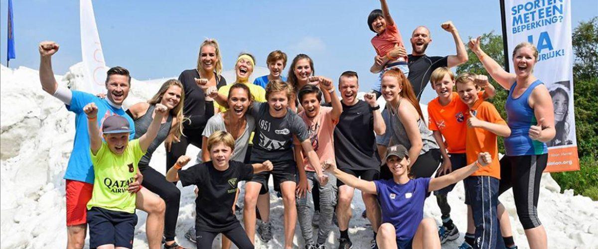 Doe mee met de coolste run van Nederland en steun de Mentelity Foundation!