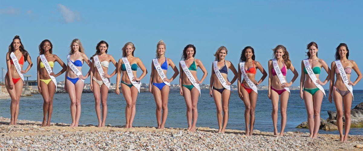 ZIE HIER: de 12 prachtige finalisten van Miss Nederland 2018!