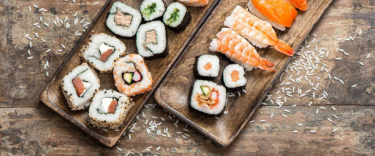 Sushi-fans opgelet: er bestaan nu sushi-ijsjes!