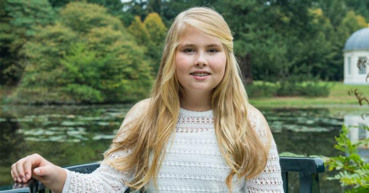 100%NL Magazine prinses Amalia