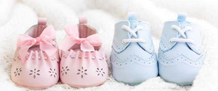 100%NL Magazine baby schoentjes
