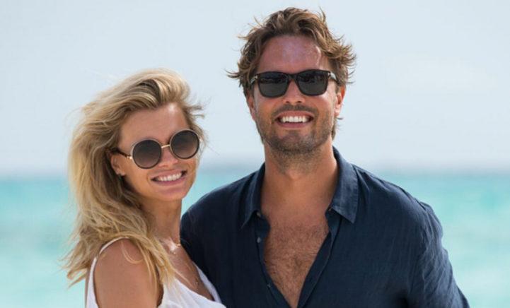 Bas Smit verrast Nicolette van Dam op zeer romantische manier!