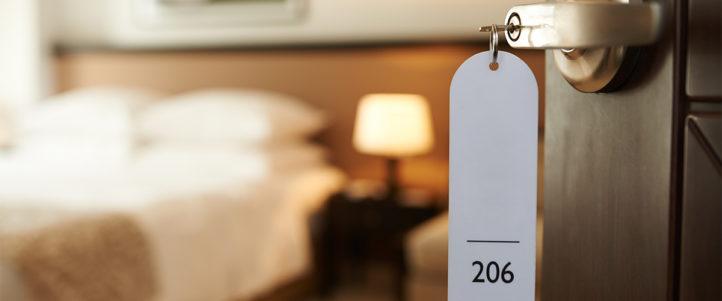 100%NL Magazine Hotelkamer