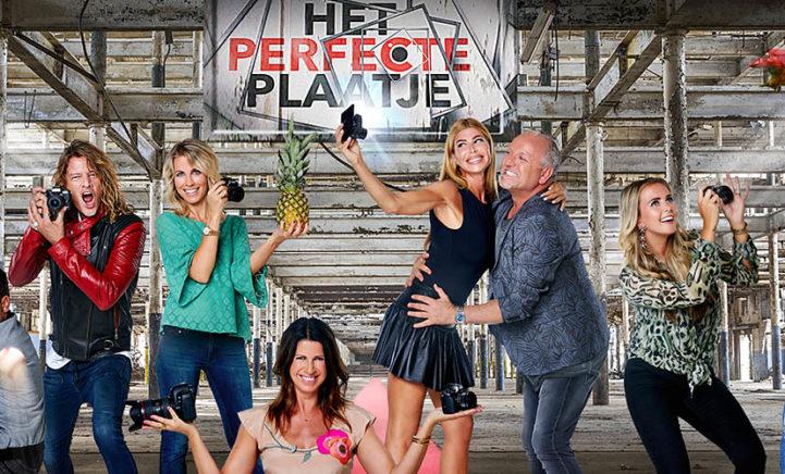 Deze BN'ers doen mee aan nieuw seizoen Het Perfecte Plaatje!