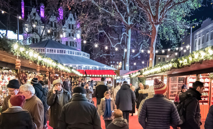 EINDELIJK! Er komt een gigantische kerstmarkt in Nederland!