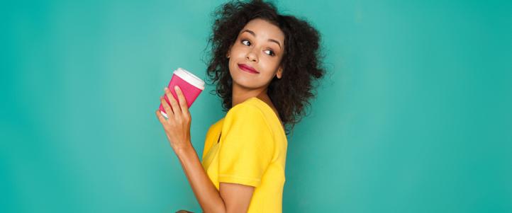 100%NL Magazine koffie