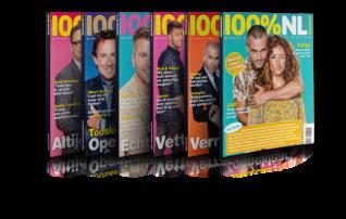 100%NL Magazine jaarabonnement