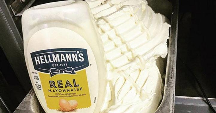 100%NL Magazine mayonaise ijs