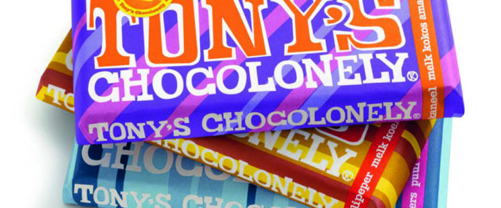 100%NL Magazine Tony's Chocolonely