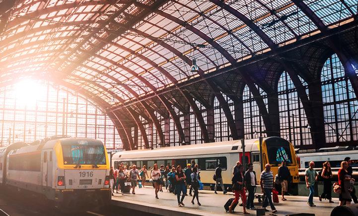 In 4 uur met de trein van Amsterdam naar Berlijn