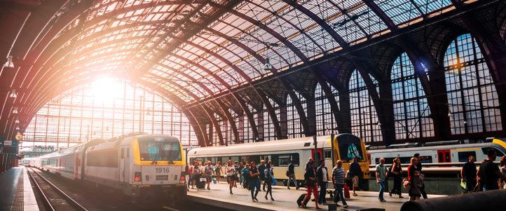 100%NL Magazine trein