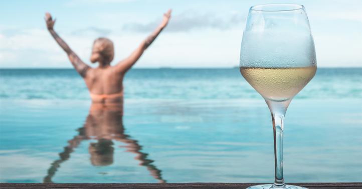 100%NL Magazine witte wijn
