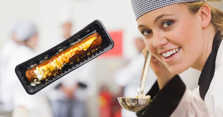 Snackliefhebbers opgelet: Dit restaurant serveert frikandellensoep!