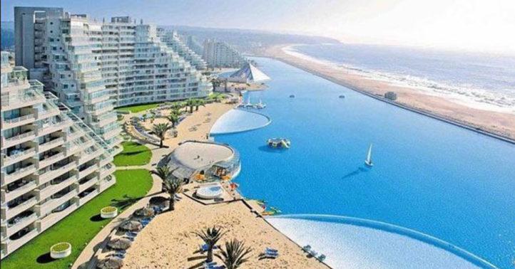 100%NL Magazine grootste zwembad