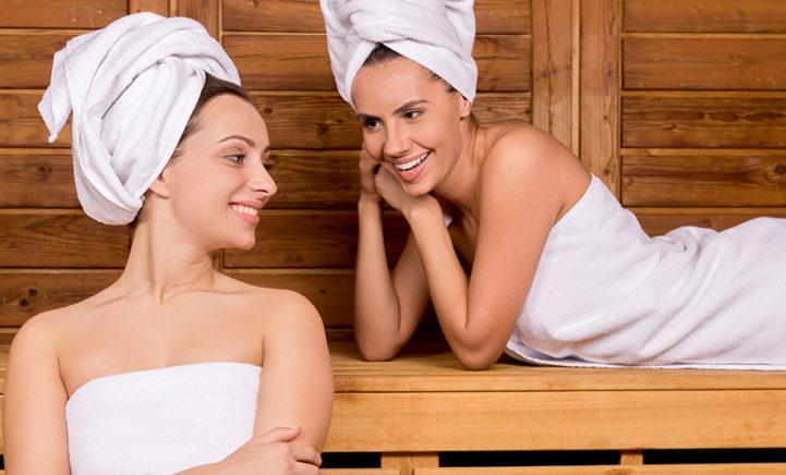Je kan nu voor slechts 8 cent naar de sauna!