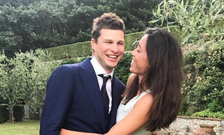 ZIEN: Dochtertje Sven Kramer en Naomi van As viert eerste verjaardag!
