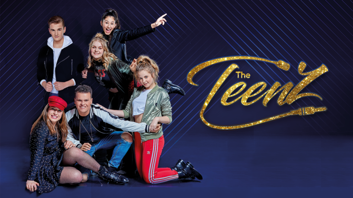 100%NL Magazine The TeenZ persfoto