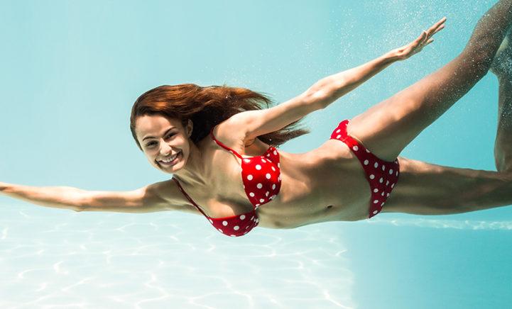 Dit is hoeveel calorieën je verbrand na één minuut zwemmen