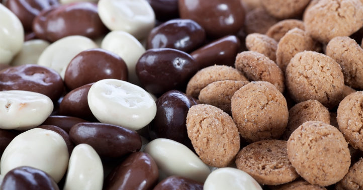 Zoveel calorieën zitten er in (chocolade)kruidnoten!