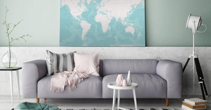 100%NL Magazine wereldkaarten.nl