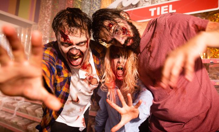 Het is bijna Halloween! Pak je vrienden terug met een zombie prank!