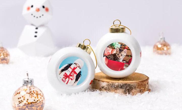 OMG: hier koop je kerstballen met een foto van je huisdier erop!
