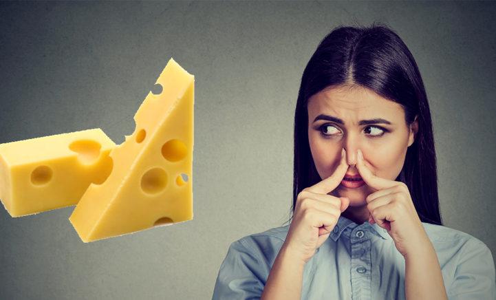 Heb je een hekel aan kaas? Daar kun je dus niets aan doen!