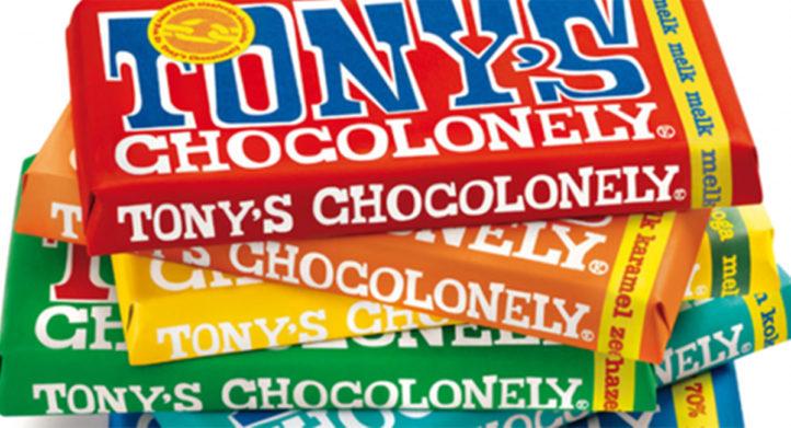 OMG: er bestaan nu Tony's Chocolonely vlokken voor op brood!