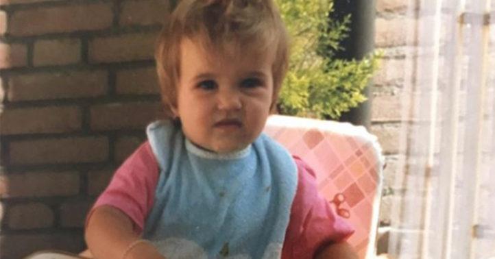 Rara: van welke BN'er is deze schattige kinderfoto?