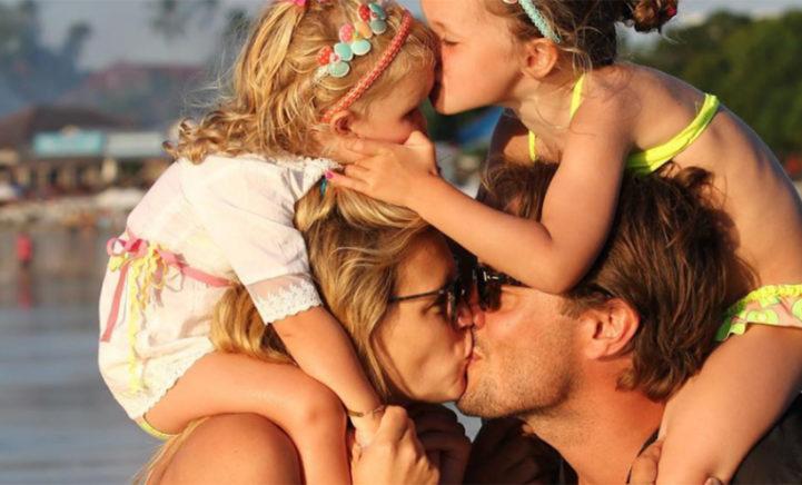 Nicolette van Dam viert verjaardag dochtertje en deelt mooie terugblik
