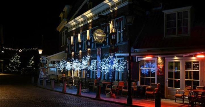 Op zoek naar een uitje in december? Vier kerst in Volendam!