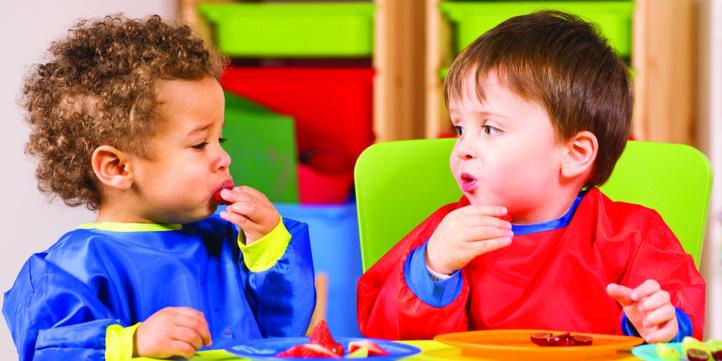 MEEN JE: het stelen van andermans eten is gewoon een teken van liefde!