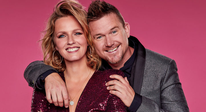 100%NL Magazine Johnny de Mol en Leonie ter Braak