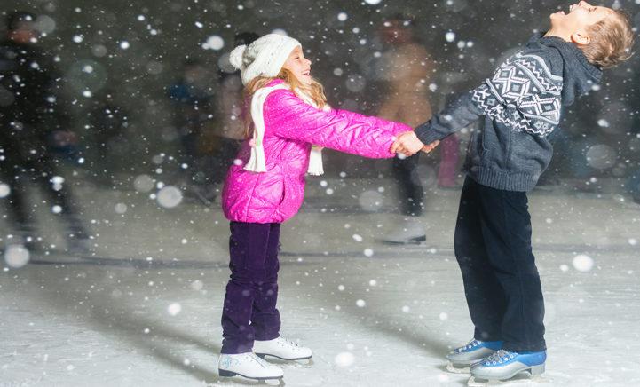 OMG: er opent een schaatsbaan op de hoogste locatie ooit in Nederland!