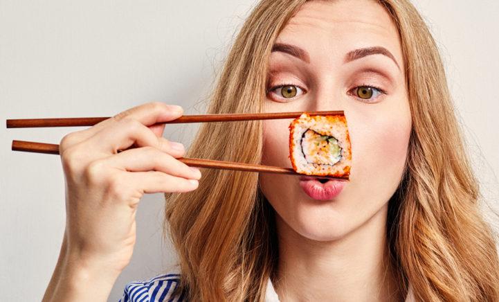 Onderzoek: Sushi maakt je slimmer!