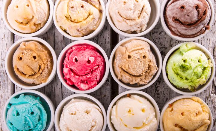 Vergeet je boterham met pindakaas: van ijs als ontbijt word je slim!