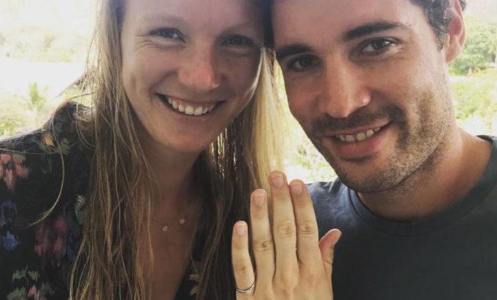 Kiki Bertens ten huwelijk gevraagd door grote liefde!