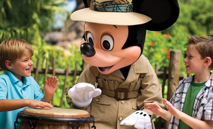 Wow: ontdek Disney tussen de wilde dieren in Florida!