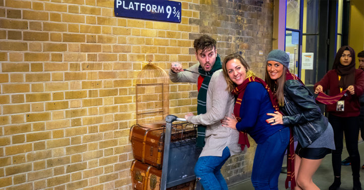100%NL Magazine Harry Potter