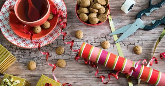 100%NL Magazine Sinterklaas knutselen