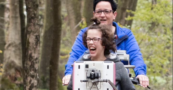 Stichting BIO maakt het verschil voor kinderen met een handicap!