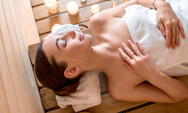 Een rondje sauna voor €7,50! Wanneer creëer jij dat relaxmomentje voor jezelf?