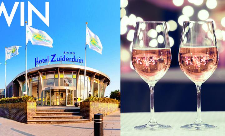 PUZZELPRIJS: strandarrangement Hotel Zuiderduin t.w.v. €175