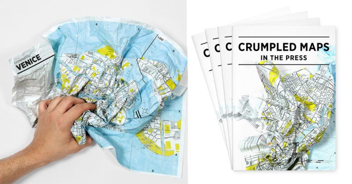 WIN: een Crumpled City plattegrond!