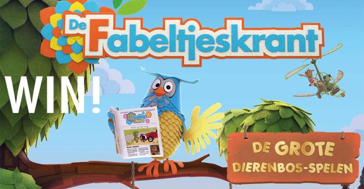 100%NL Magazine Fabeltjeskrant