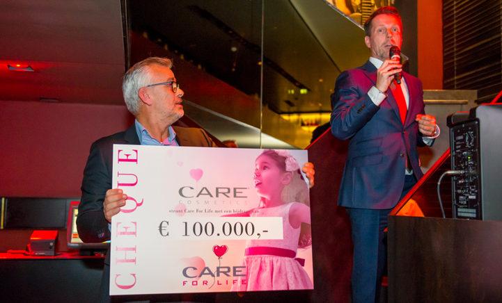 Care geeft unieke bijdrage aan goed doel