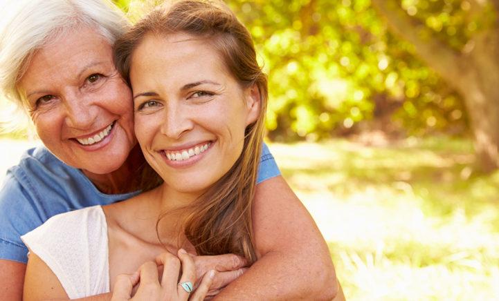 Je liefste moeder kan ouder worden dankzij jou!