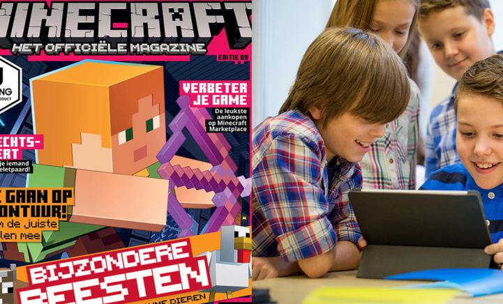 Dit populaire spel heeft zijn eigen magazine!