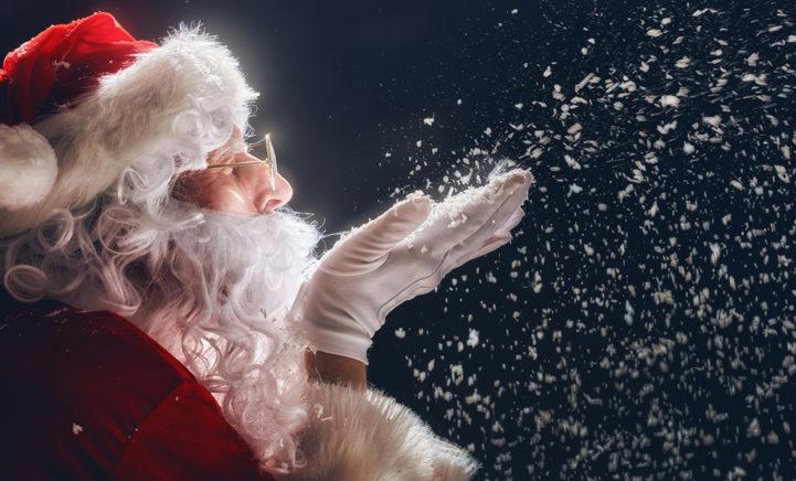 Zoveel kans hebben we op een witte Kerst!