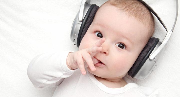 100%NL Magazine baby koptelefoon